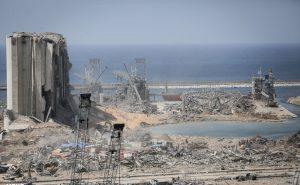 Libanon explosie